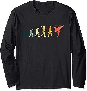 Taekwondo Evolution Shirt Funny Cool Taekwondo Gift