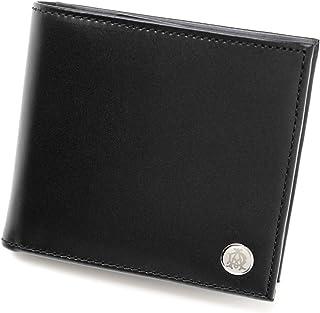 DUNHILL 【ダンヒル】 二つ折財布 小銭入れ付 L2LJ32A GINZA BLACK
