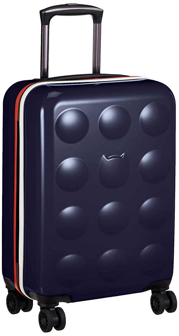 [ツモリチサト] キャリーケース YAKPAK ダブルネームキャリー 可(国際線、国内線100席以上、3辺合計115cm以内) 32L 47.5 cm 3.2kg