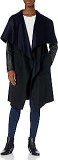 womens Bcbgmaxazria Long Draped Coat