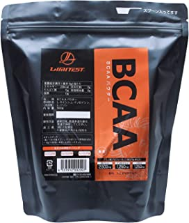 リミテスト BCAA 工場直販 国産 500g LIMITEST 無添加