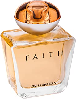 Swiss Arabian Faith for Women Eau de Parfum 100ml