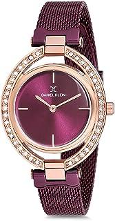 Daniel Klein Womens Quartz Watch, Analog Display and Stainless Steel Strap - DK12194-7
