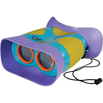 Educational Insights GeoSafari Jr. Kidnoculars, Kids Binoculars, Perfect Outdoor Play for Preschool Science