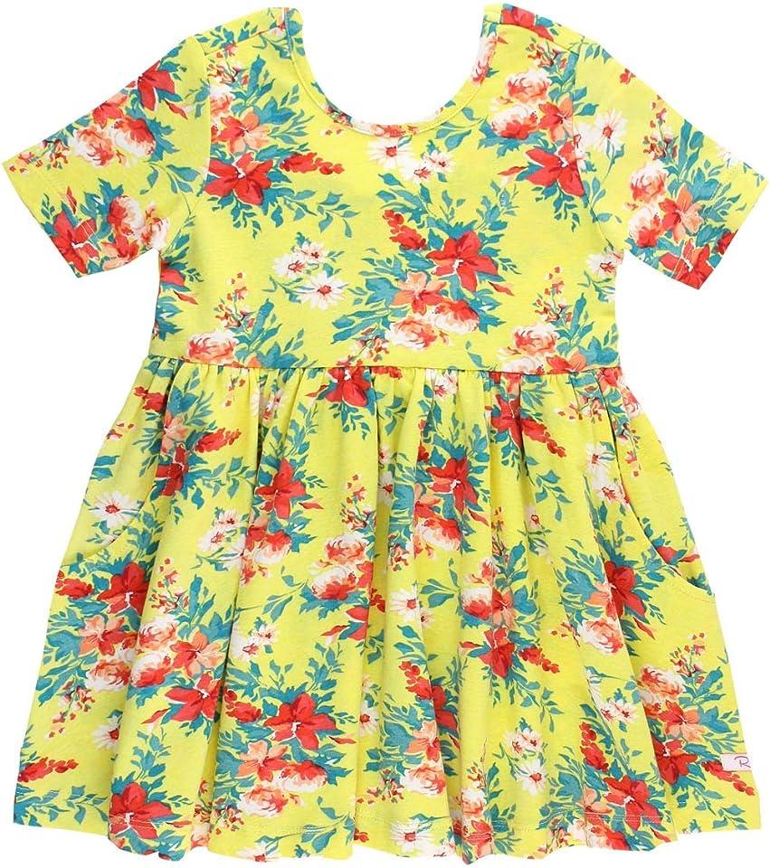 Baby/Toddler Girls Knit Twirl Dress