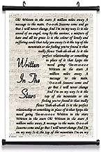 written in the stars lyrics the script