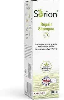Champú Sorion 200 ml: para rojeces picor y caspa en el cuero cabelludo