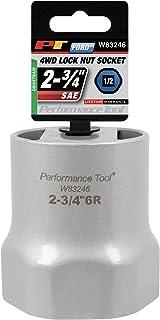 Performance Tool - 1/2 Drive, Lock Nut Socket 2-3/4