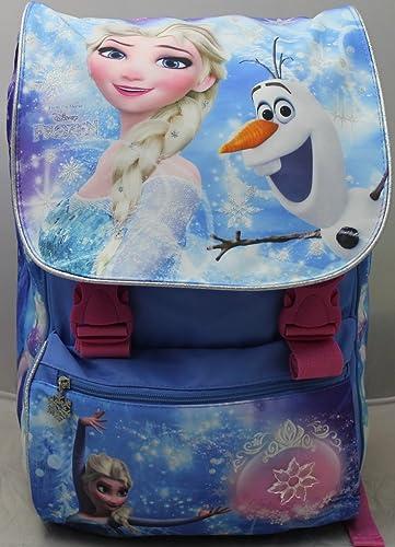 envío gratis CARTOON WORLD ZAINO Scuola Estensibile - Disney Disney Disney Frozen Elsa PIU BAMBOLA  tienda
