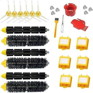 Supon Accesorios de repuestos de robot para robot 790 782 780 776 774 772 770 760 Juego de reemplazo de filtro de cepillo serie 700(00319)