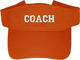 56efc53455b Coach Visor Hat - Embroidered Unisex Visor - Summer Sun Visor