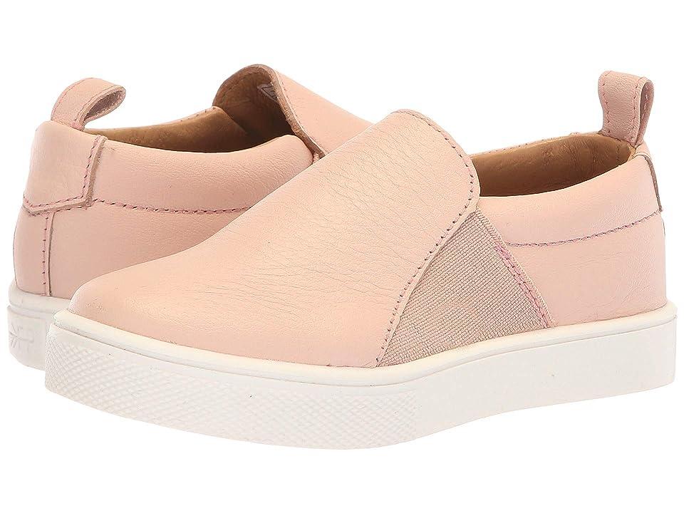 Freshly Picked Slip-On Sneaker (Toddler/Little Kid) (Blush) Girls Shoes