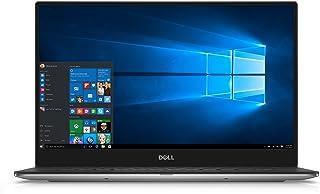 Dell XPS9350-5340SLV 13.3 Inch QHD+ Touchscreen Laptop (6th Generation Intel Core i7, 8 GB RAM, 256 GB SSD) Microsoft Sign...