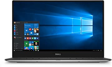 Dell XPS9350-673SLV 13.3 Inch FHD Laptop (6th Generation Intel Core i5, 4 GB RAM, 128 GB SSD) Microsoft Signature Edition