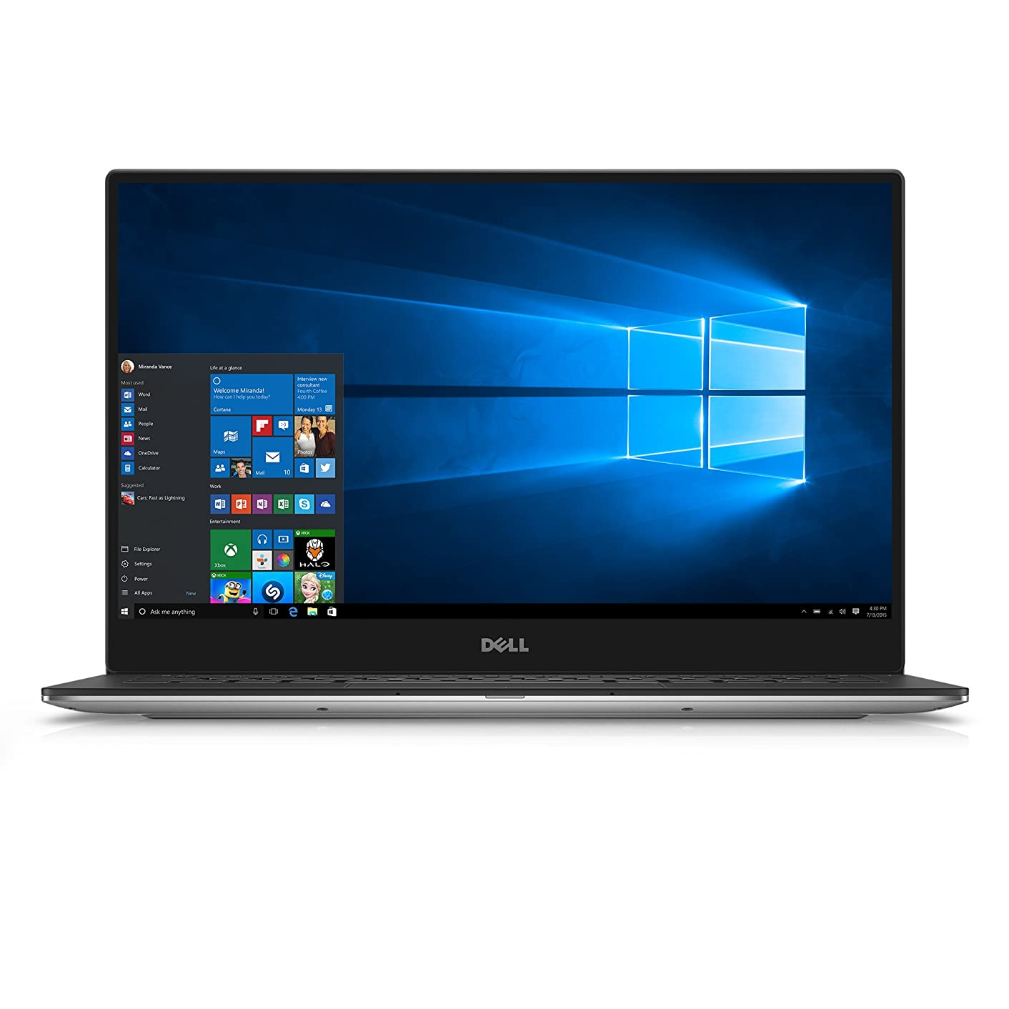Dell XPS9360-7336SLV 13.3