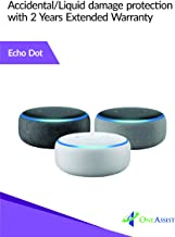 OneAssist 3 Year Protection Plan for Echo Dot (3rd Gen)