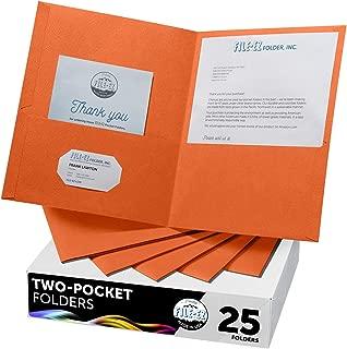 Best black two pocket folders Reviews