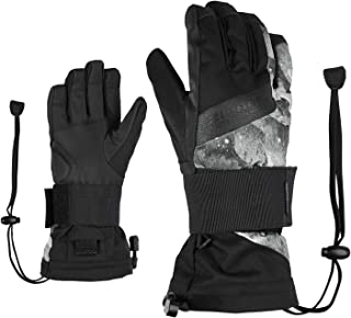 Glove Junior Ziener Laber GTX Guanto Unisex Bambini r