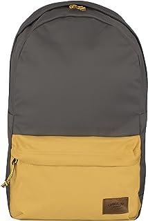 Timberland Unisex Crofton Colorblock Backpack, Grape Leaf (Green)