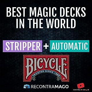 RecontraMago Magia Bicycle - Las Top Barajas Mágicas del