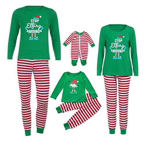 HARRYSTORE Pyjamas Made by Christmas Family PJs - Dad b50f5a3bc