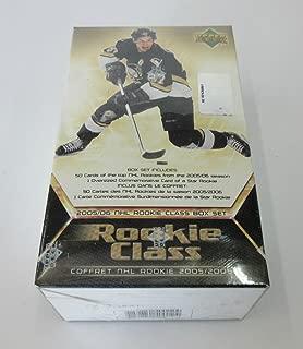 2005/06 Upper Deck Hockey NHL Rookie Class Factory Set