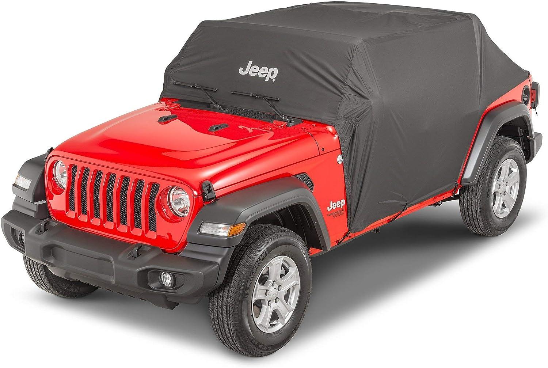 Mopar Popular overseas 82215370 Jeep Cab Quantity limited Wrangler Cover
