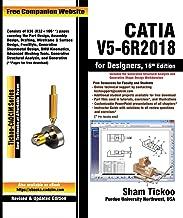 CATIA V5-6R2018 for Designers, 16th Edition