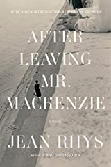 After Leaving Mr. Mackenzie Paperback