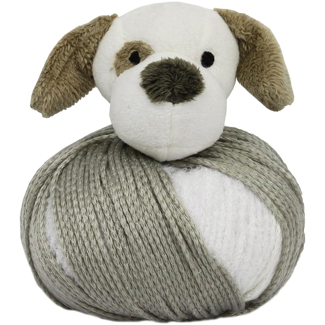 DMC TTY15PU Top This! Puppy Yarn Kit