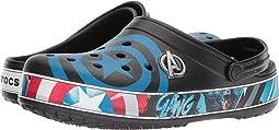 Crocband Captain America Clog