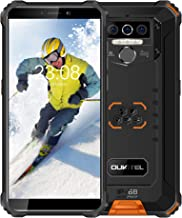 OUKITEL WP5 Pro (2021) Rugged Cell Phone Unlocked, 4GB +64GB 8000mAh Android 10 Smartphone +...
