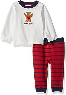 Gymboree Baby Boy Long Sleeve Set