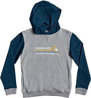 Quiksilver Paipo City - Sudadera con Capucha para Niños 8-16 EQBFT03595
