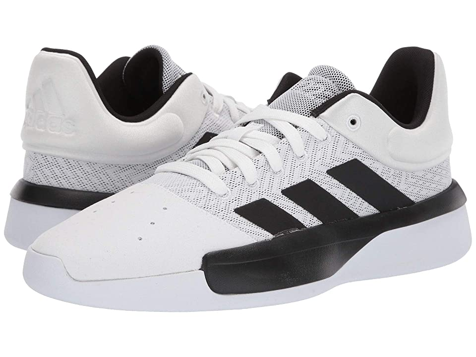 adidas Pro Adversary Low 2019 (Footwear White/Core Black/Grey Four F17) Men