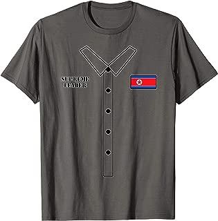 Kim Jong Un Halloween Costume - Funny Rocketman T-Shirt