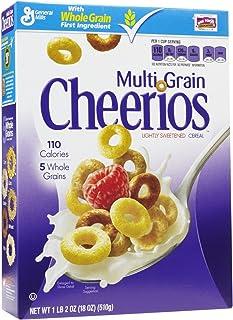 Cheerios Multi Grain Cheerios - 18 oz