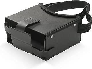 エレコム VR ゴーグル VR・ARグラス [1眼レンズ / 折りたたみタイプ ] ブラック P-VR1G02BK