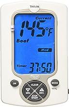 Taylor 1471N - Termómetro de cocina (AAA) Color blanco