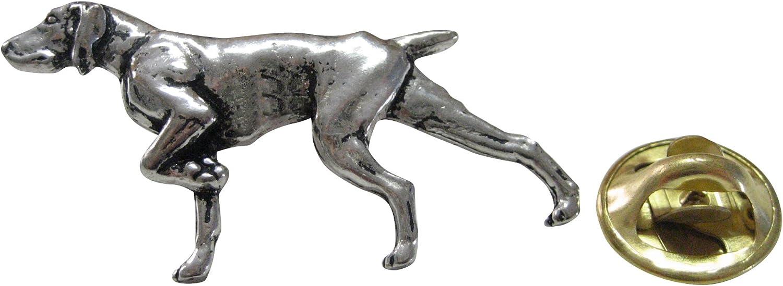 Kiola Designs Pointer Dog Lapel Pin