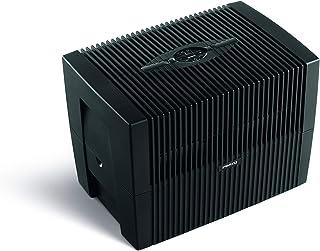 VENTA 7046401 Humidificador + purificador de Aire, 8 W, Negro Brillante