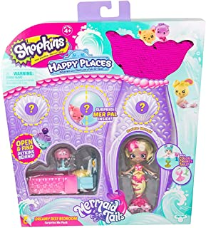Shopkins Happy Places Surprise Me Pack - Dreamy Reef Bedroom