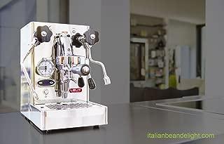 E61 Faema PID Heat Exchange Stainless Steel Compact Espresso Machine - Lelit Mara 62T