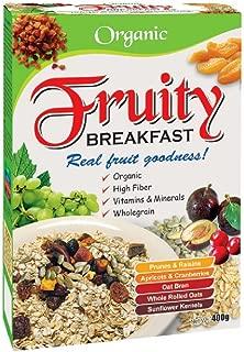 Radiant Breakfast Organic 400g (628MART) (Fruity, 12 Count)