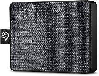 Seagate One Touch SSD 【データ復旧3年付】 1TB 黒 外付 ポータブル 【PS5/PS4】動作確認済 3年保証 安心サポート有 正規代理店品 STJE1000400