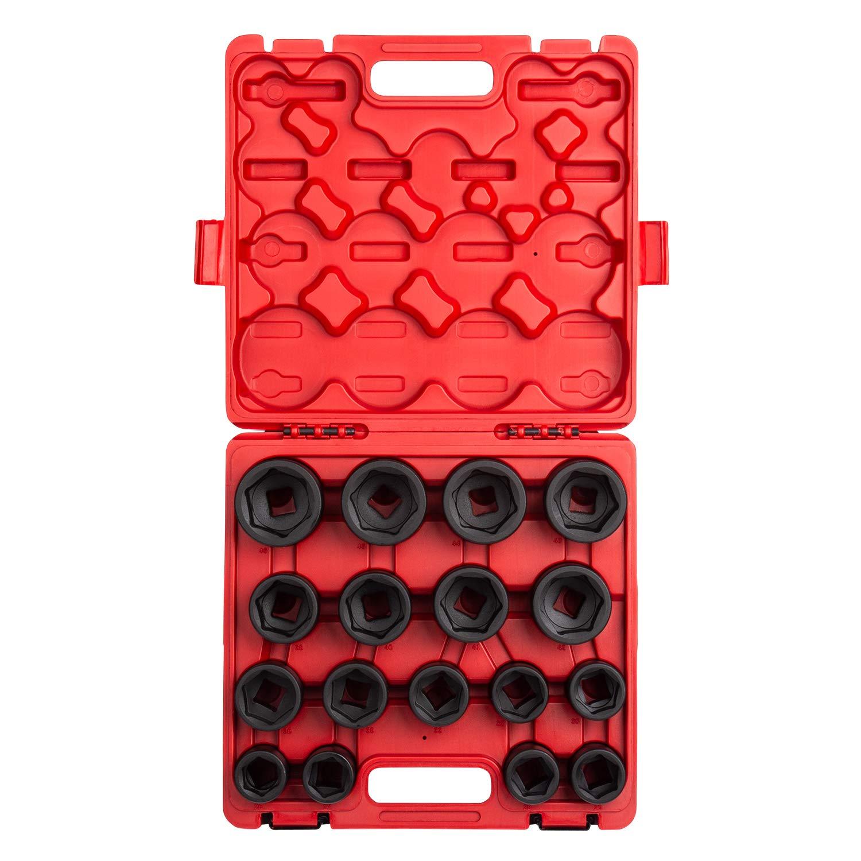 "Impact Socket Master Set Sunex 1848 48 Piece 1//4/"" Drive"