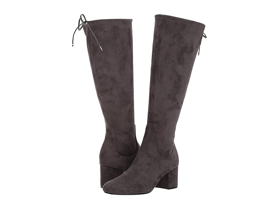 69ad200102426 Sam Edelman Vinney (Asphalt Suede) Women s Dress Zip Boots
