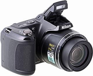 Nikon Coolpix L810 Digitalkamera (16 Megapixel, 26 Fach Opt. Zoom, 7,5 cm (3 Zoll) Display, bildstabilisiert) schwarz