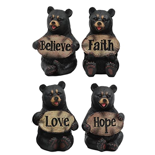 Superb Bear Statues And Figurines Amazon Com Download Free Architecture Designs Scobabritishbridgeorg