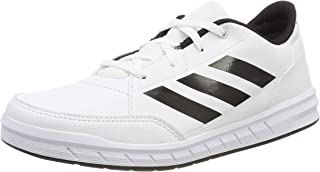 adidas Australia Boys AltaSport Trainers, Footwear White/Core Black/Footwear White
